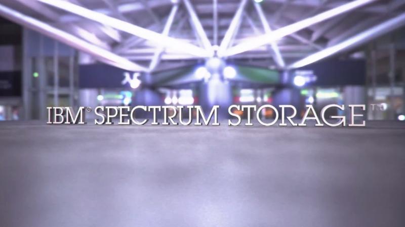 Spectrum Storage